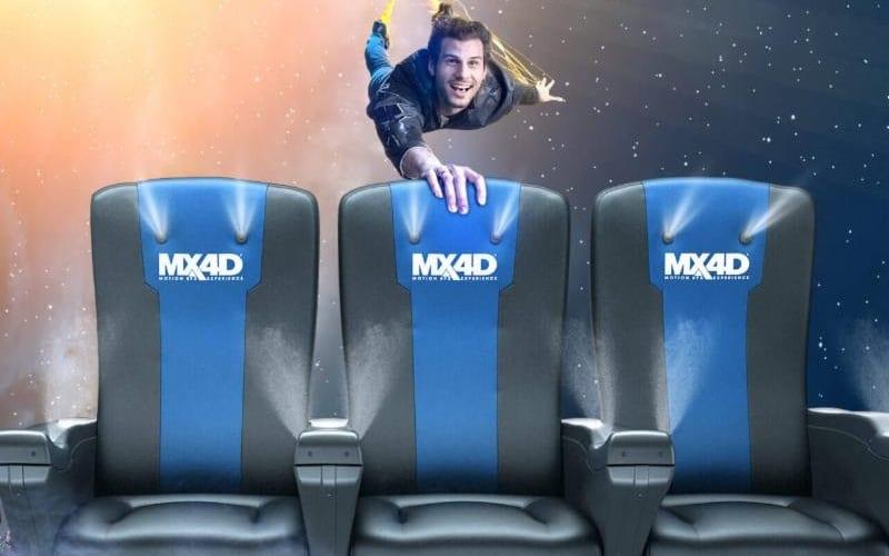 mediamation mx4d seats