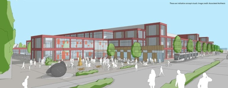 plans for birmingham museums trust, which could host some of the birmingham museum collection