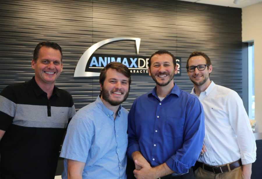 animax innovation lab team