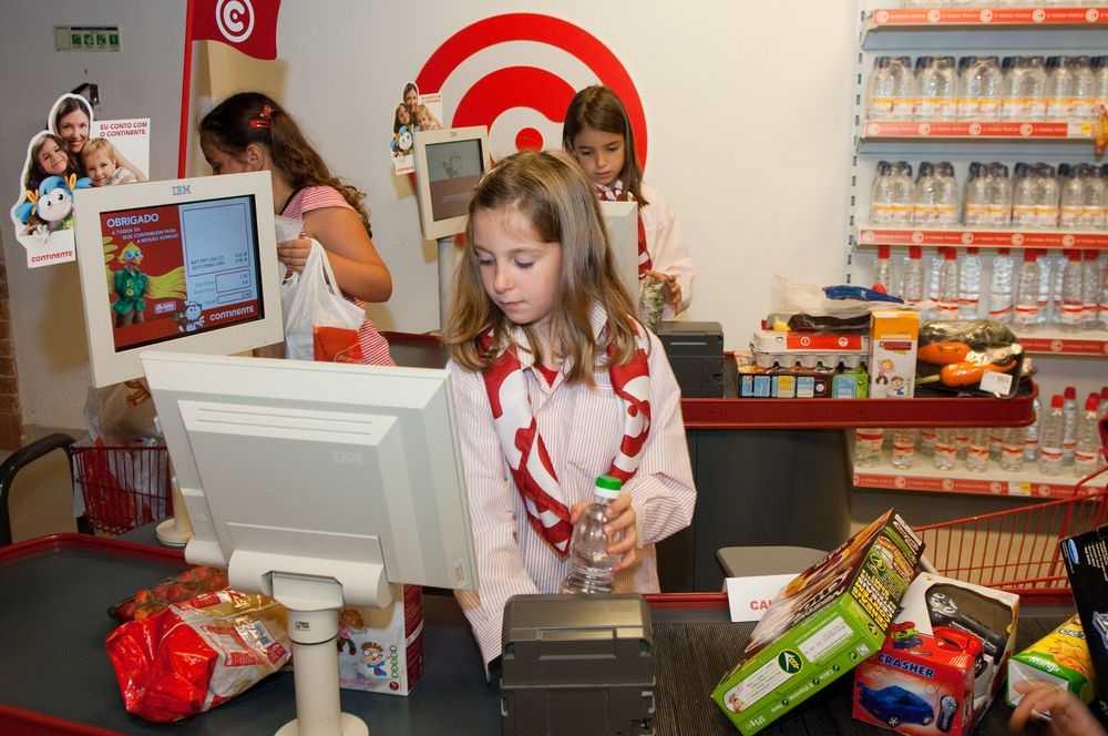 KidZania Supermarket Target