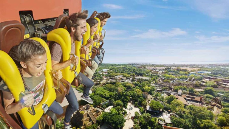 win a holiday with 365tickets at portaventura world