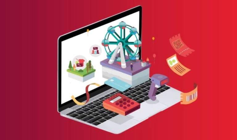 roller software platform for amusement parks