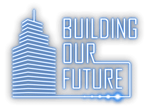 Sound Diplomacy, Building Our Future Logo