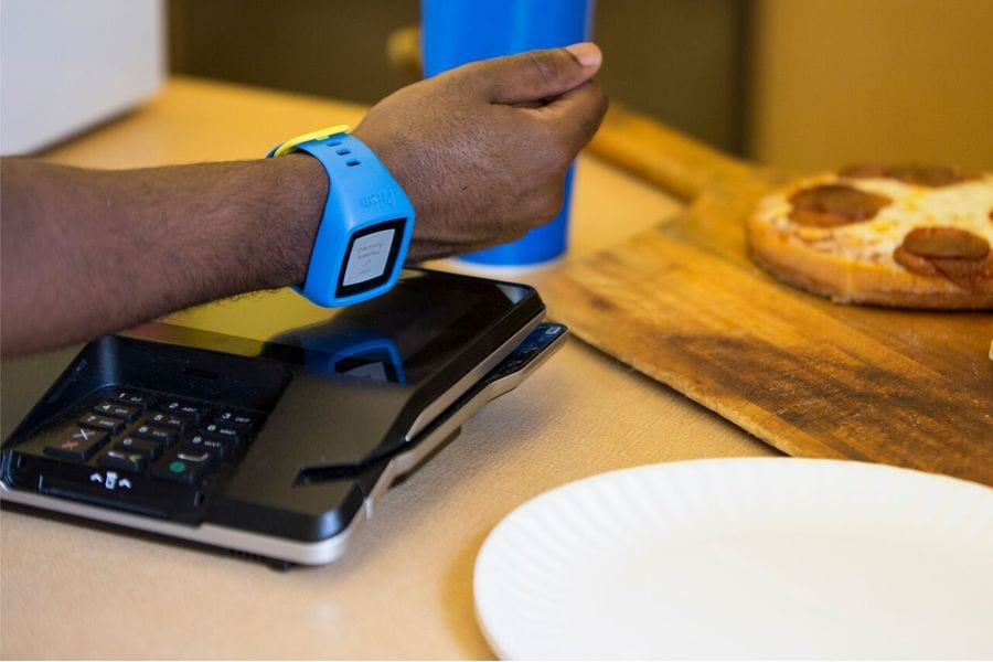 accesso wireless payment