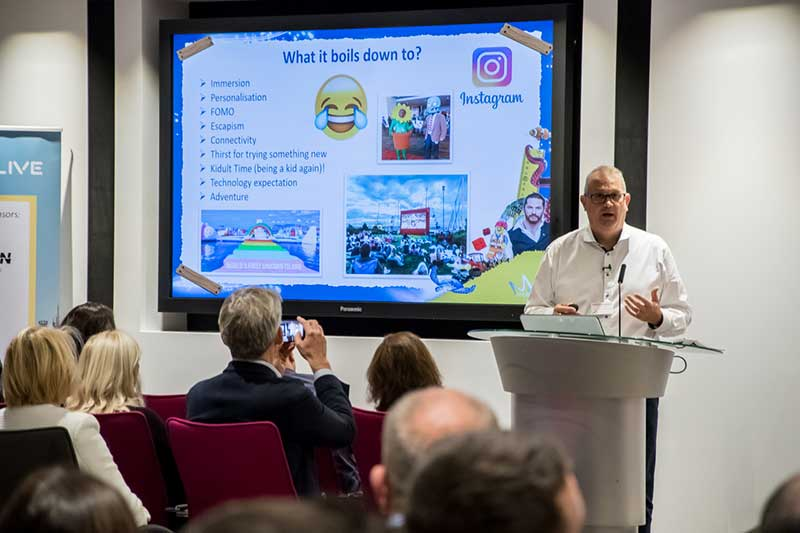 blooloopLIVE Mark Fisher Merlin Entertainments