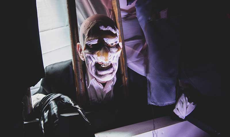 insomnia screamfest burton horror maze