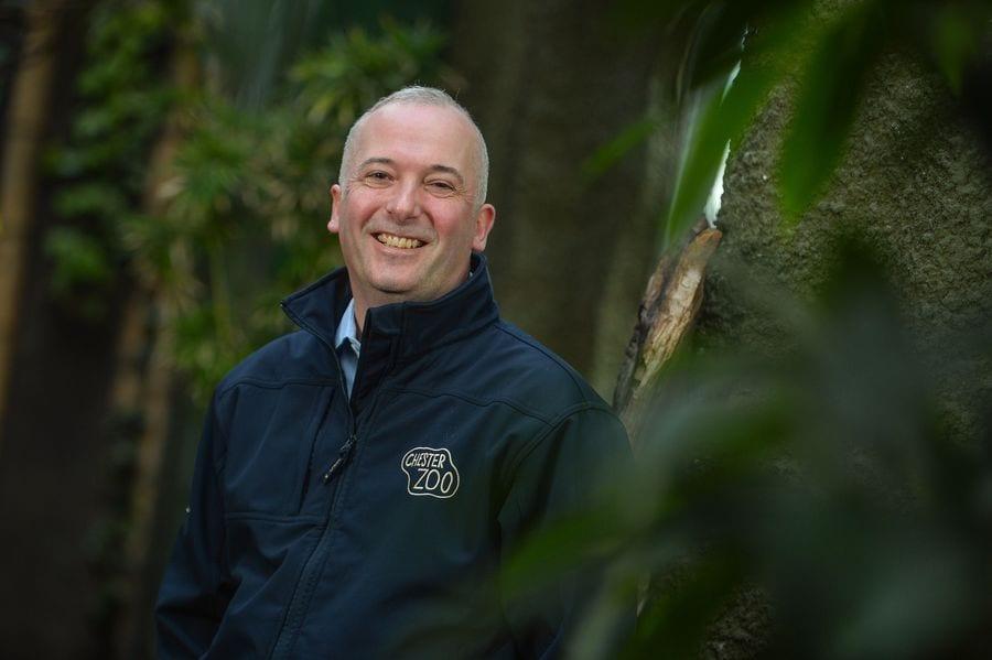 Jamie Christon profile photo, Chester Zoo