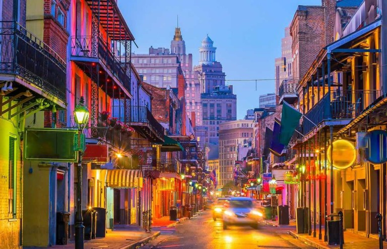 New Orleans French Quarter AAM 2019