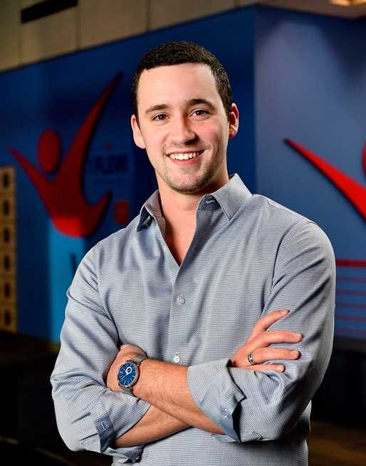 ryan hooks joins team to promote ifly skydiving attraction