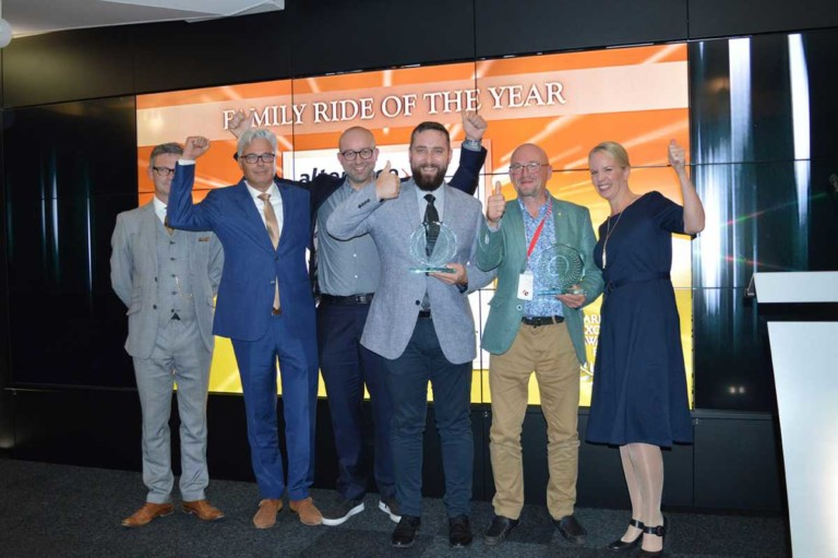 Alterface collects Park World Excellence Award