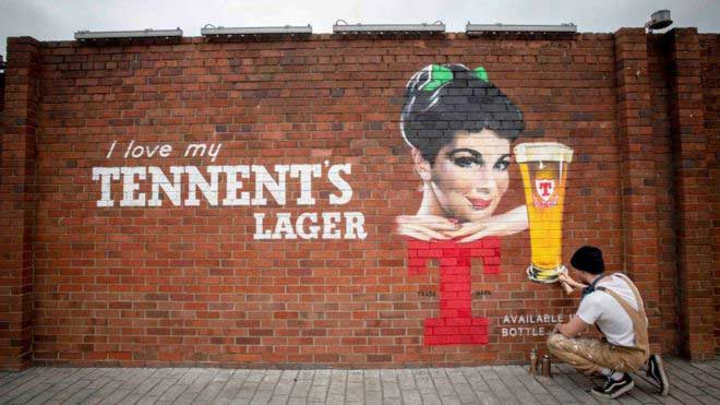tennent's experience beer