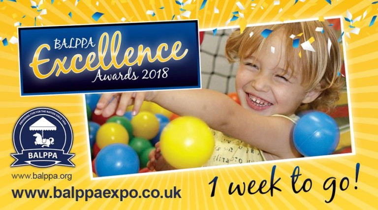 BALPPA Excellence Awards 1 week to go