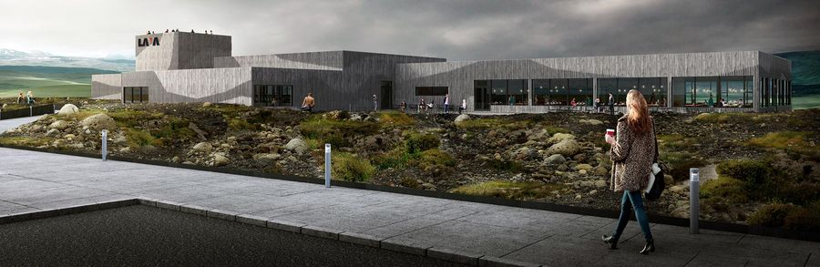 LAVA Centre, Iceland guest perspective