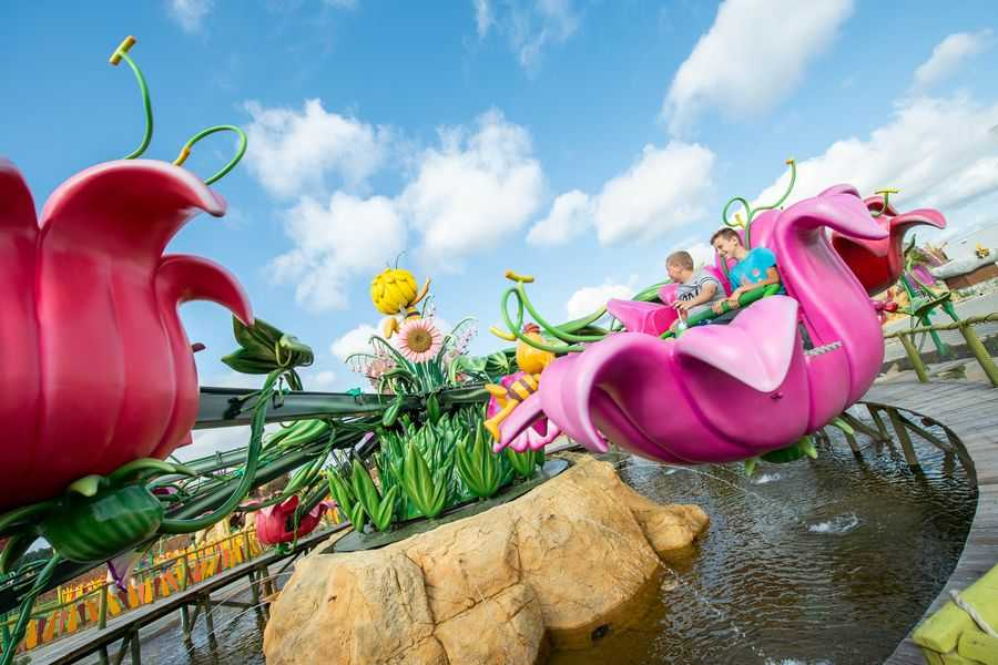Majaland Kownaty Flower Carousel