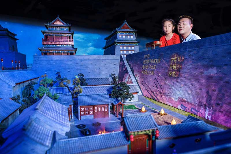 Ray Braun's ECA helped Merlin Entertainments develop next generation attractions like Little Big City Beijing