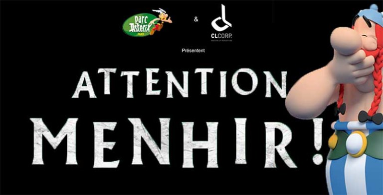 Attention Menhir!-4D-theater-by-CL-Corporation poster