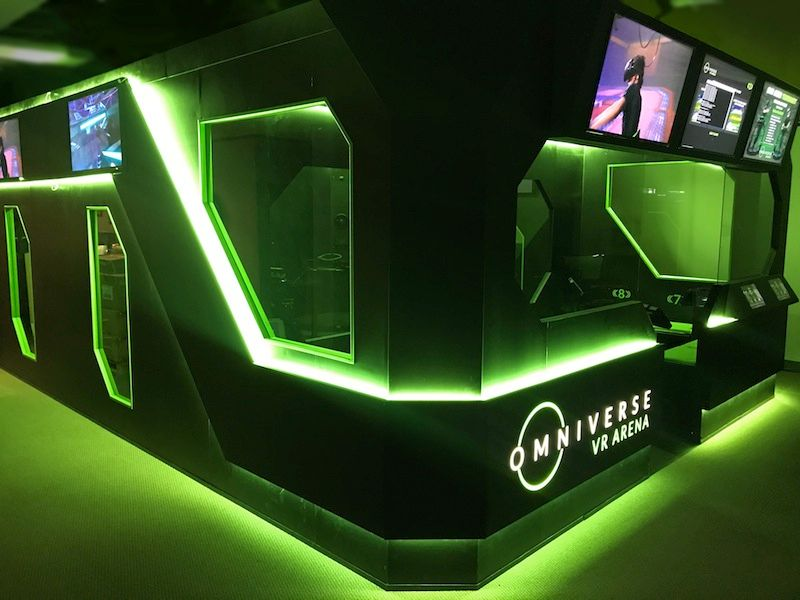 Virtuix-Funovation-Omniverse-VR-ARENA-Picture1