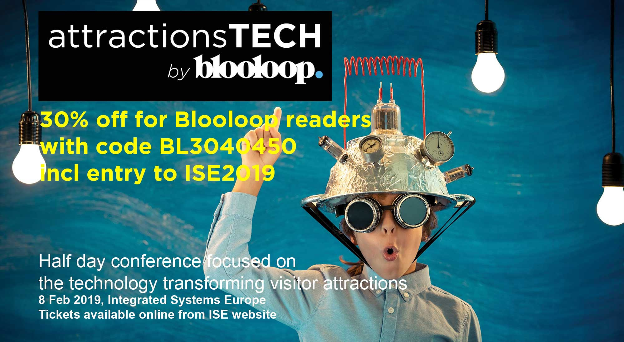 attractionsTECH by Blooloop at ISE