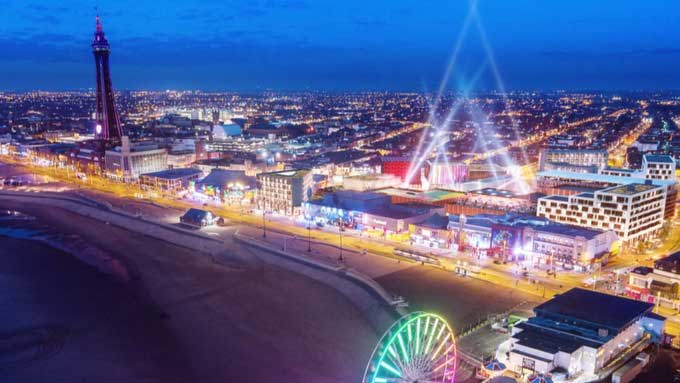 blackpool central project