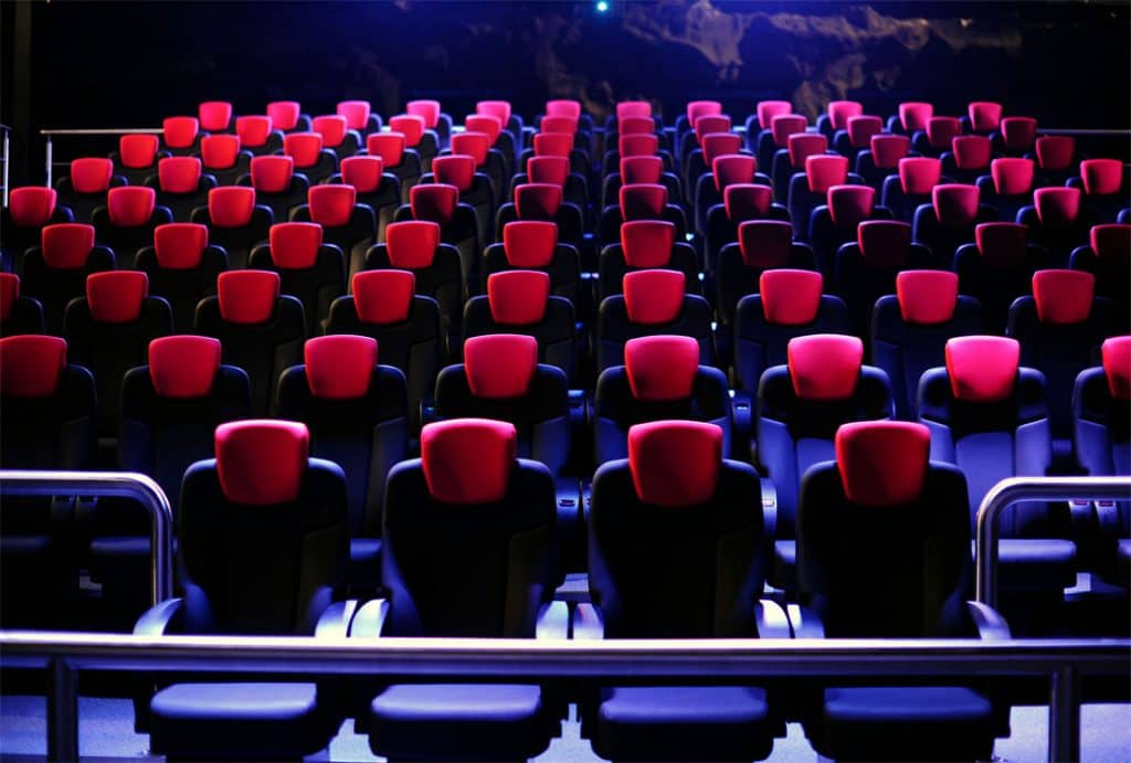 Simworx 4D Cinema Chairs
