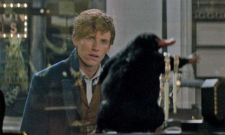 Fantastic Beasts Warner Bros niffler