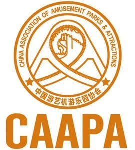 CAAPA China Association of Amusement Parks and Attractions Logo