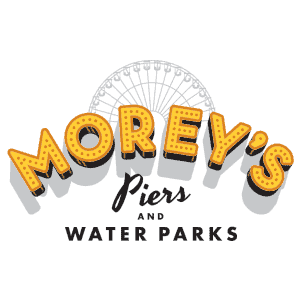 Morey's Piers and Water Parks Logo
