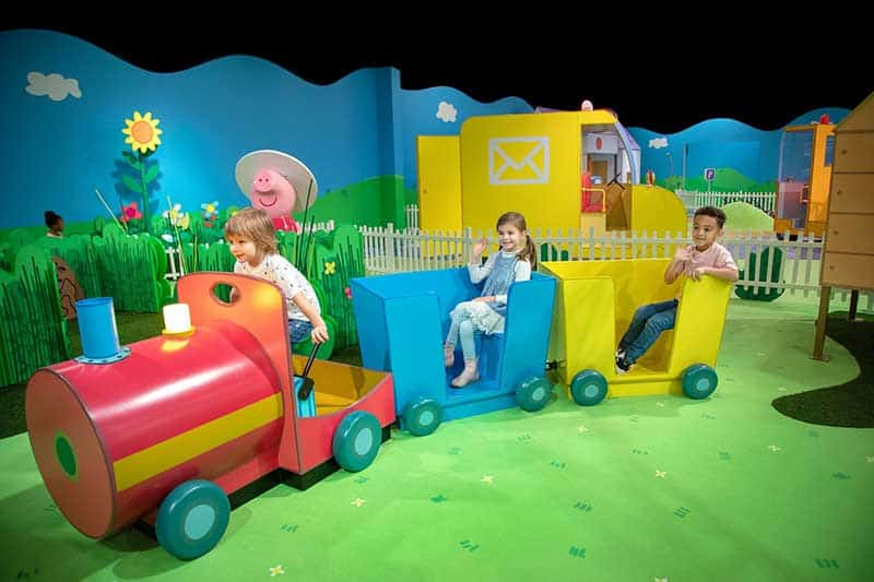 Merlin Entertainments and eOne open Peppa Pig World of Play Dallas-Fort Worth, Texas Samuels & Company