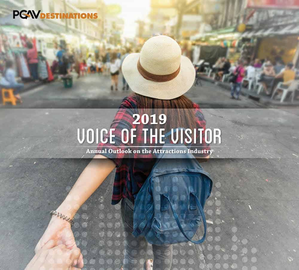 Voice of the Visitor 2019 Cover