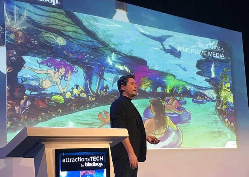 Chris Lange isthe Creative Director of Mack Solutions - Europa Park, Rulantica