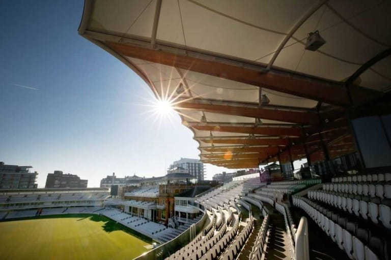 Grand Stand at Lord's Cricket Ground