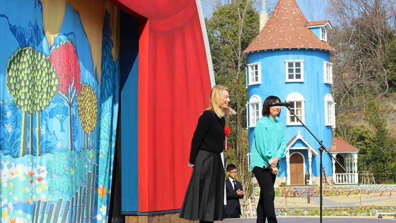 Moomin Valley Park officially opens in Japan | Sophia Jansson