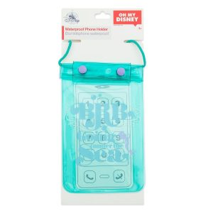 ShopDisney's Ariel Waterproof Phone Holder for water rides