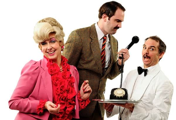 faulty towers dining experience eatertainment themed eating