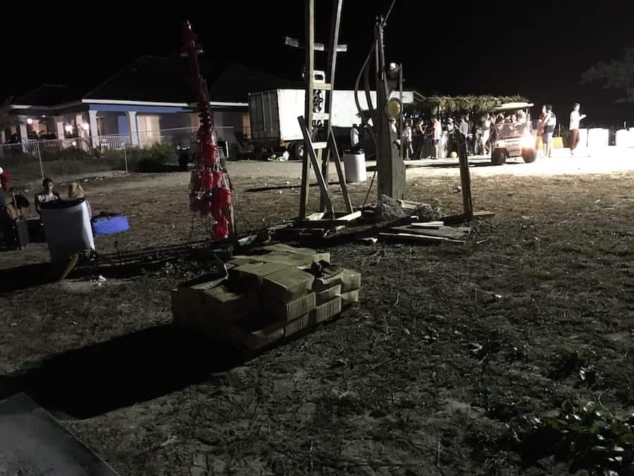 fyre festival facilities anthony palermo