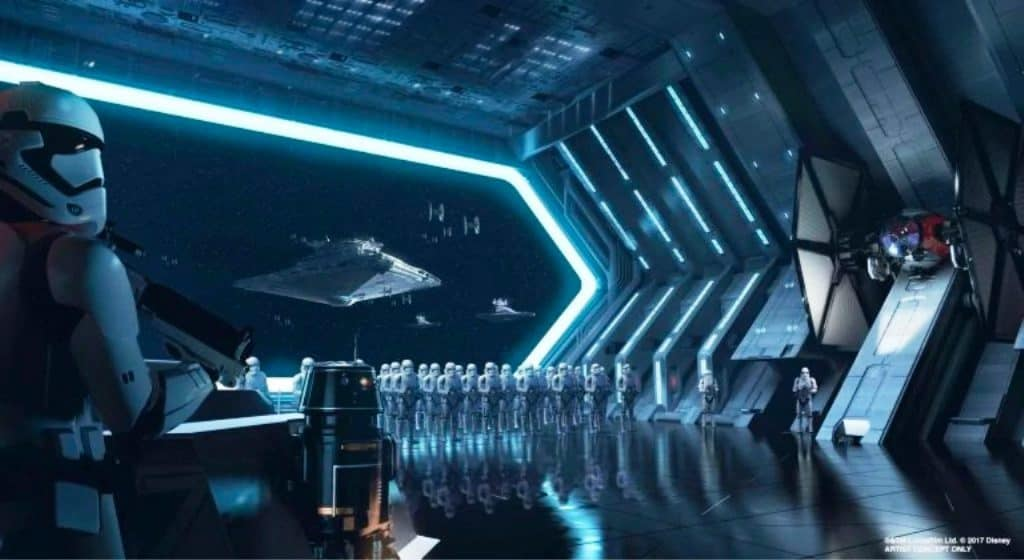 rise of the resistance star wars galaxys edge concept art