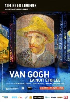 van gogh starry night poster culturespaces