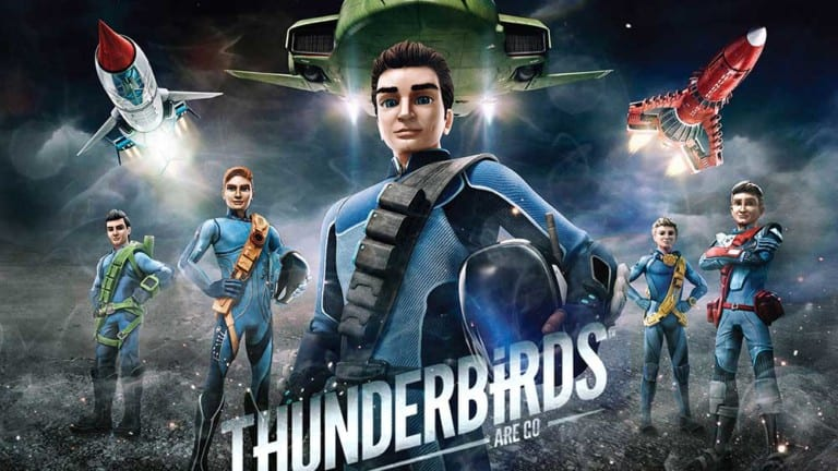 ITV signs IP agreement with London Resort -Thunderbirds attractions