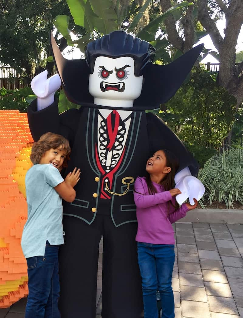 legoland windsor haunted house