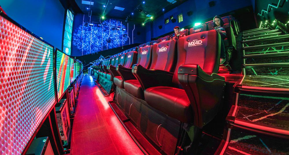 MediaMation-Esports MX4D Theatre