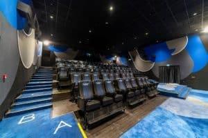 MediaMation MX4D cinema