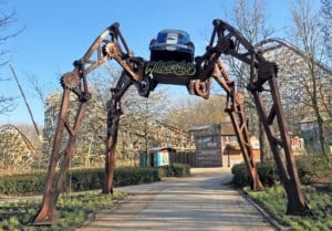 Walibi holland theming by MK Themed Attractions