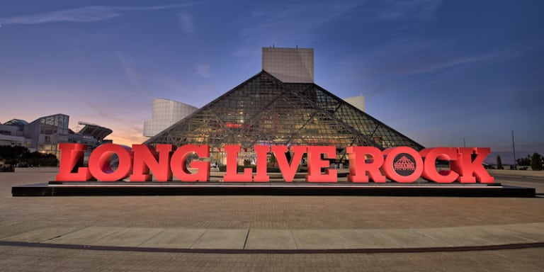 rock roll hall of fame