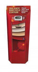 Intercard Balance Recycle Station