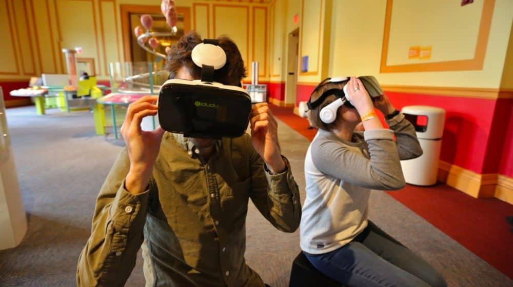 Museum VR experiences