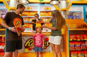 brand storytelling Reeses Cupfusion