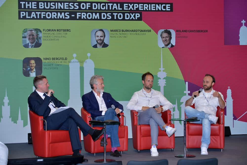DSS Europe ISE panel discussion