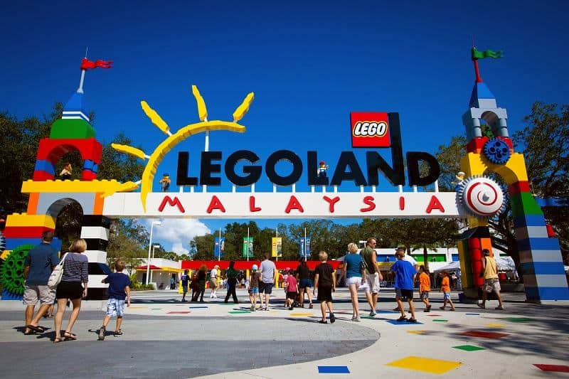 Ray Braun's Entertainment and Culture Advisors helped Legoland develop next generation attractions Malaysia entrance