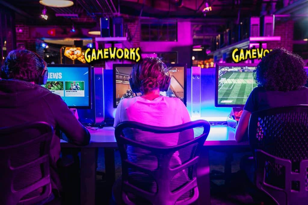 GameWorks Kaplan esports