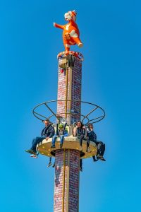 Karls_Melkerturm freefall tower Family Rides Europe 2019